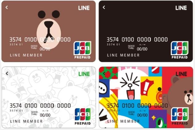 LINE Payデザイン