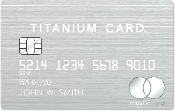 モテる!金属製のラグジュアリーカード