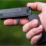 クレジットカードサイズの拳銃