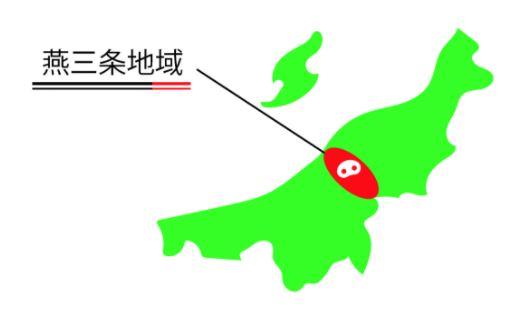 新潟県燕三条地域