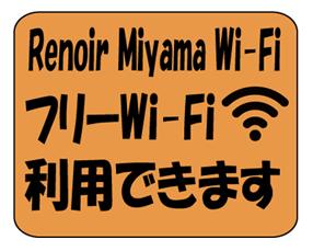 Renoir Miyama Wi-Fi