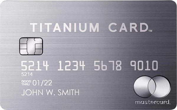 ラグジュアリーカード チタンカードとは?