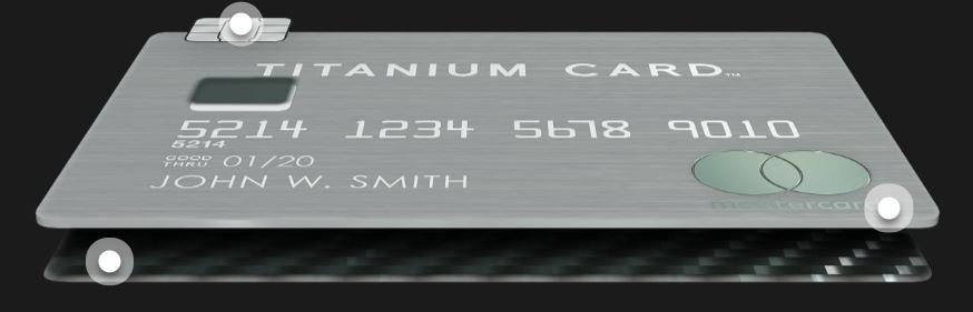 ラグジュアリーカード チタニウムカードとは?