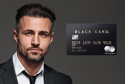 ブラックカードだけど申込みが出来る!ラグジュアリーカードのブラックカード
