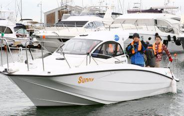 ペーパードライバーのための操船レッスン(ボート免許保有者限定)