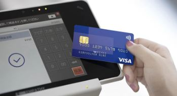 Visaのタッチ決済とは?