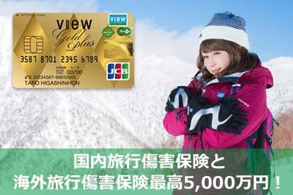 ビューゴールドプラスカードの国際ブランドは?