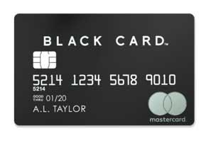 ラグジュアリーカードの会員専用ページ