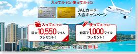 JALカードの公式サイト
