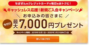 ちばぎんスーパーカードJCB公式サイト